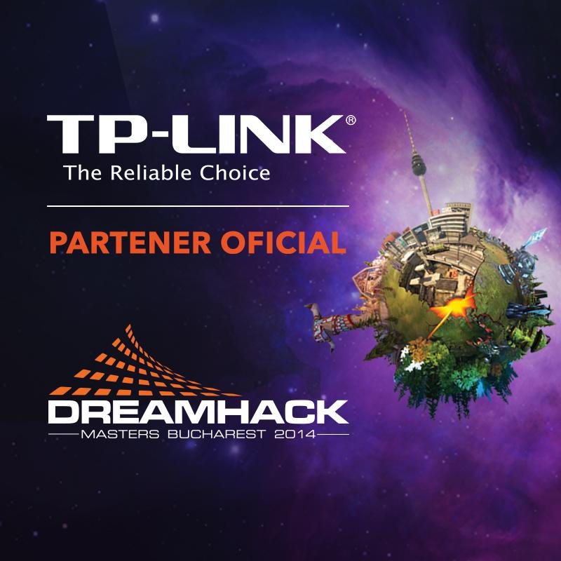 DreamHack Masters Bucharest 2014 sala polivalenta