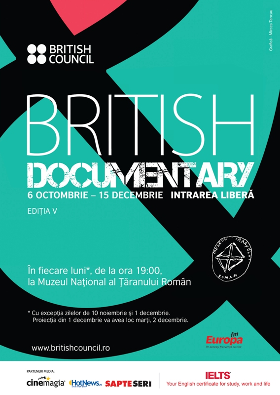 British Documentary la MNȚR