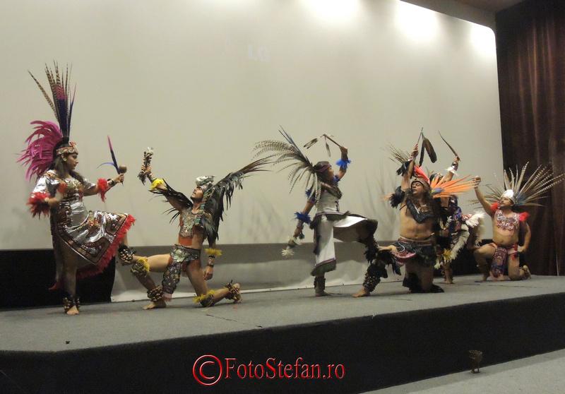 saptamana culturala a mexicului mtr