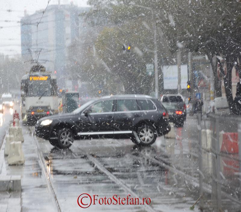 ninsoare bucuresti 2014