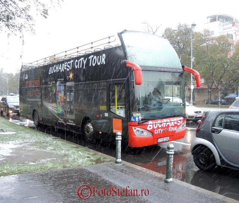 autobuz turistic bucuresti iarna