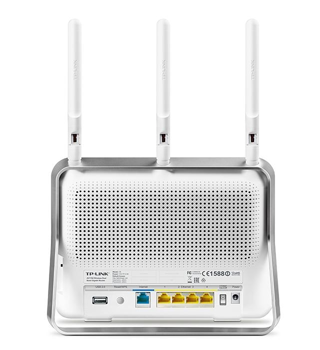 TP-LINK Archer C8 router