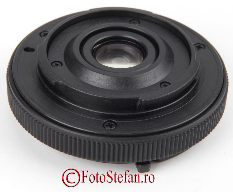Olympus Body Cap Lens 9mm f/8.0 Fish-Eye