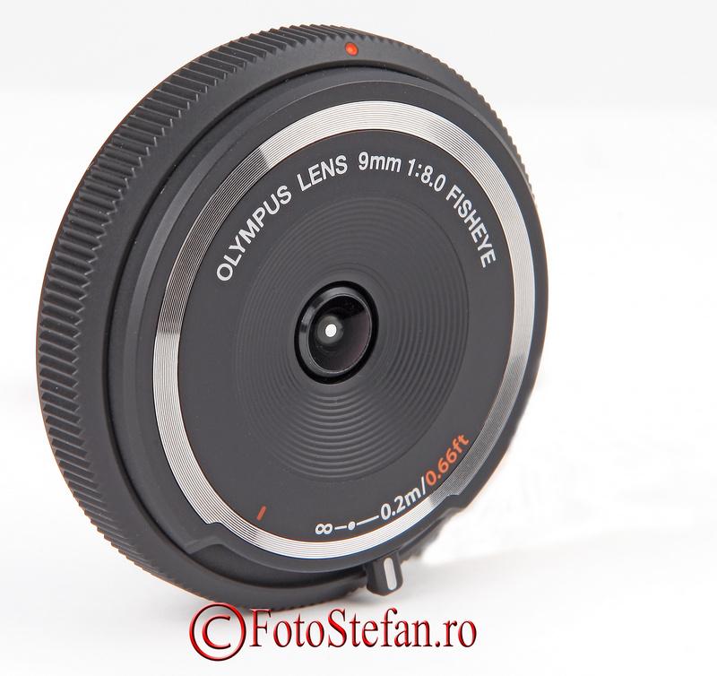 review Olympus Body Cap Lens 9mm f/8.0 Fish-Eye