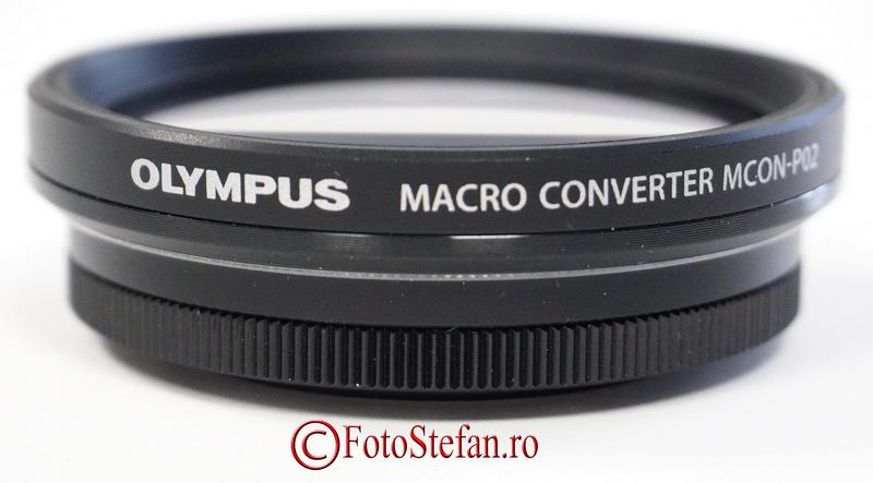 review Olympus Macro Converter MCON-P02
