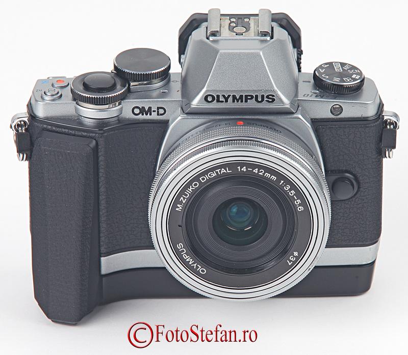 mirrorless olympus e-m10