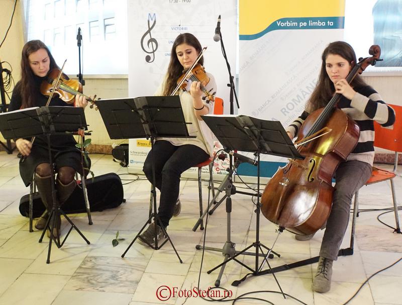 Festivalul de muzica clasica la metrou