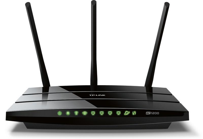 tp-link router Archer C5