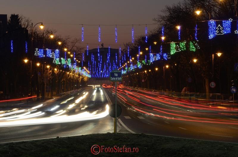 lumini sarbatori bucuresti