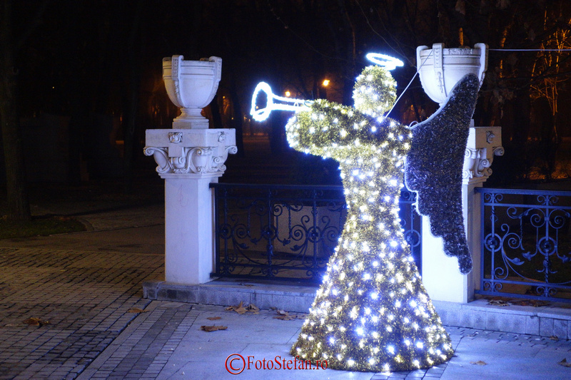 luminite de craciun bucuresti
