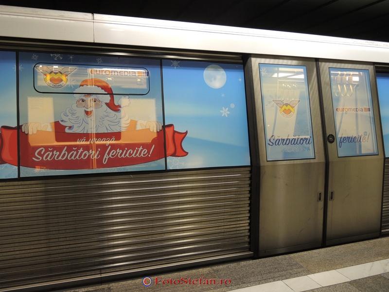 urari de craciun metrou 2014