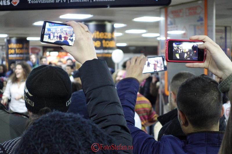 fotografi la metrou