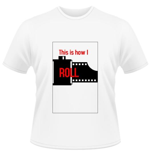 tricou pentru fotograf