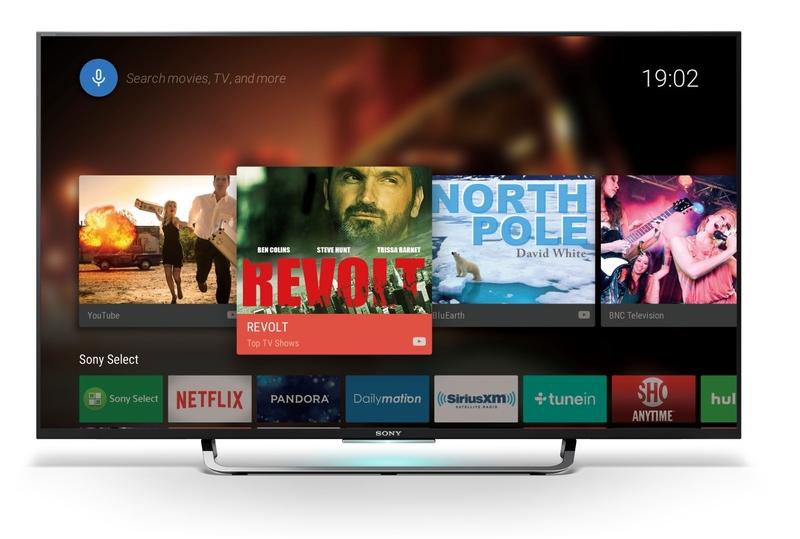televizor Sony BRAVIA KD-49X8300C ANDROID