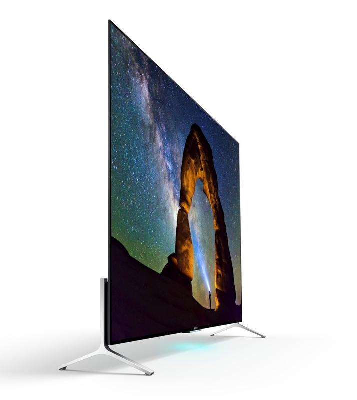 televizor Sony BRAVIA KD-65X9000C grosime subtire