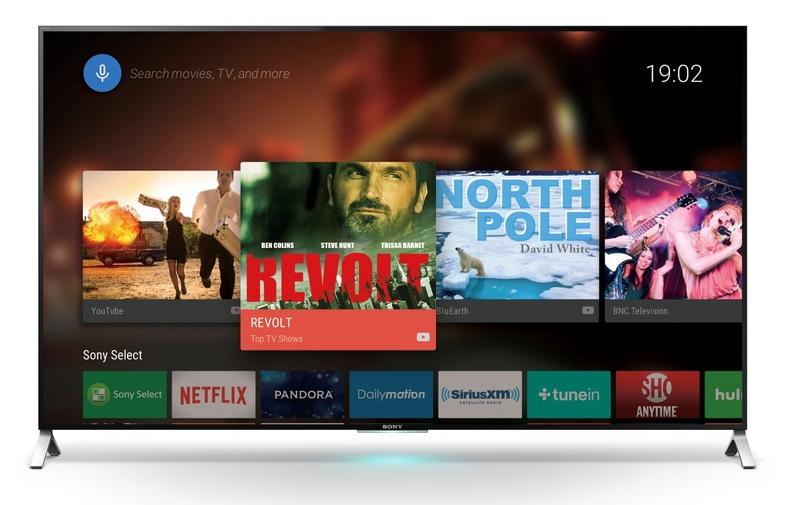 televizor Sony BRAVIA KD-65X9000C ANDROID