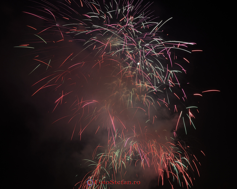 revelion 2015 artificii bucuresti
