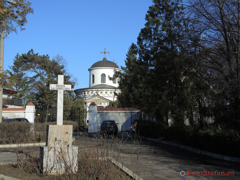 biserica teiul doamnei ghika bucuresti