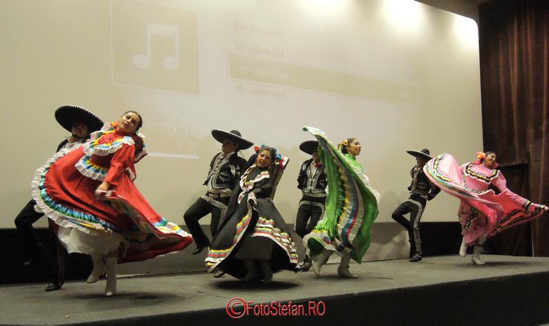 dansuri mexicane romania