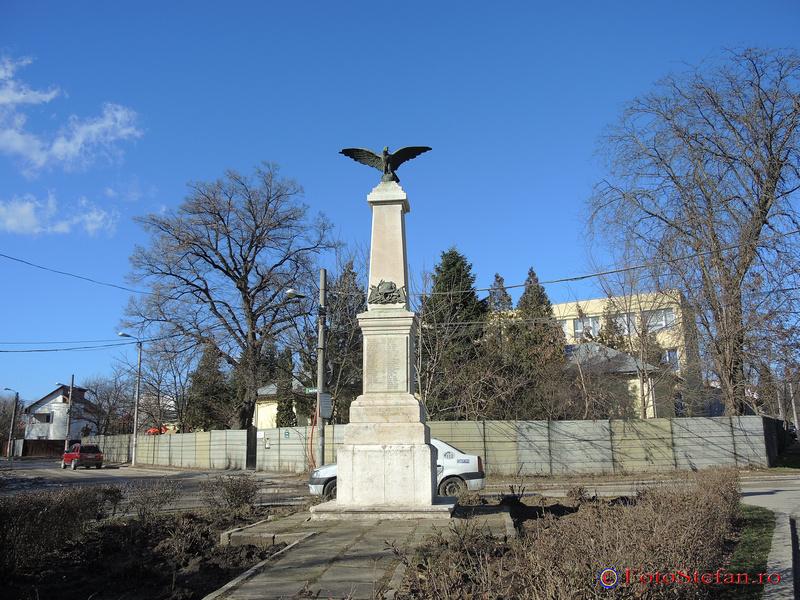 monumentul eroilor plumbuita