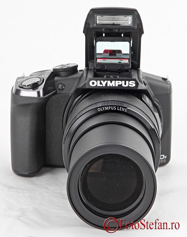 blit aparat foto bridge olympus