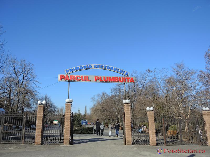 Parcul Plumbuita din Bucuresti