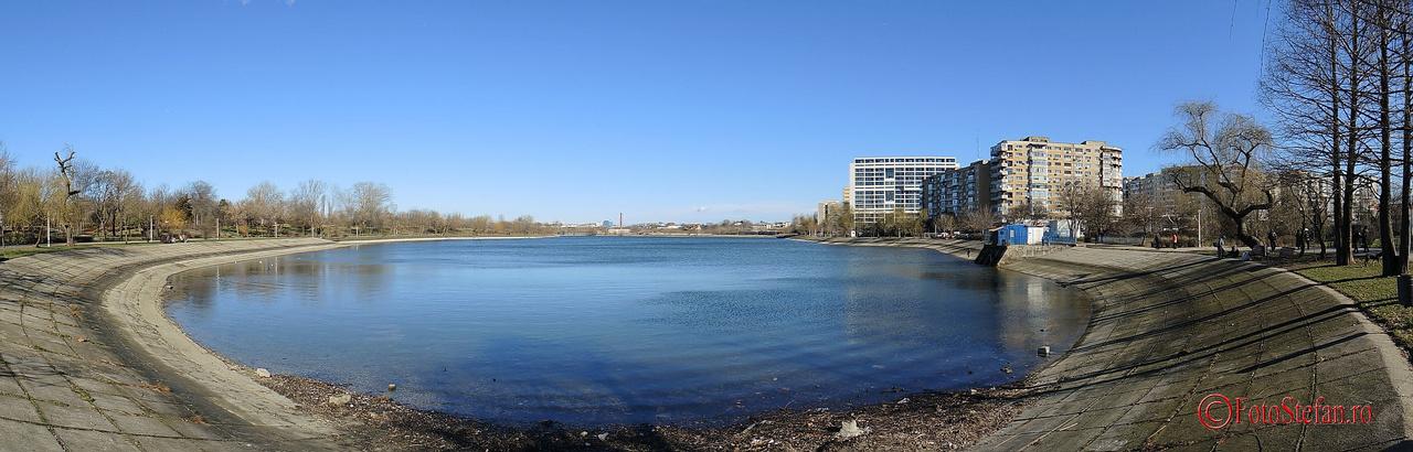 lacul plumbuita poza panoramica