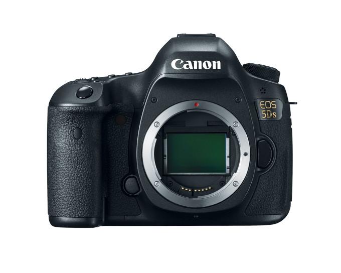 senzor full frame Canon EOS 5DS