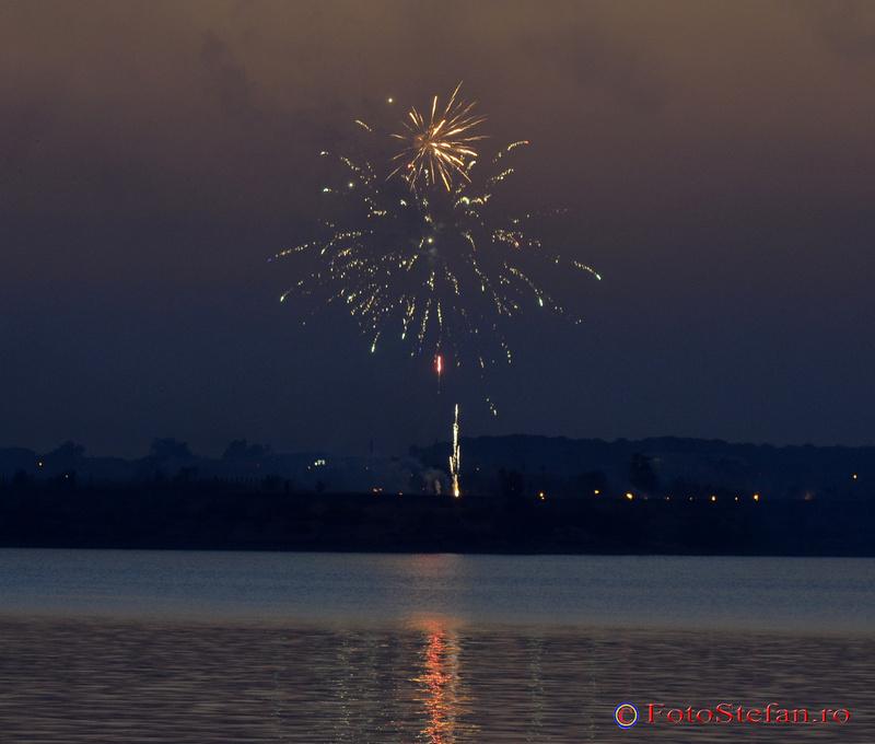 artificii lacul morii bucuresti