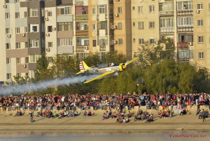 aeronautic show YAK 52 TW