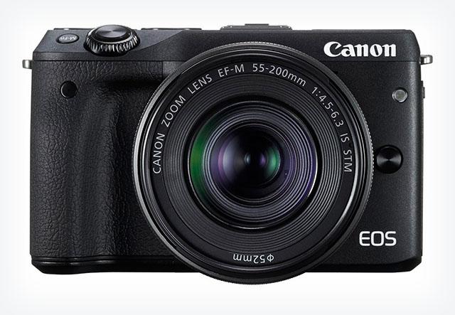 mirrorless Canon EOS M3