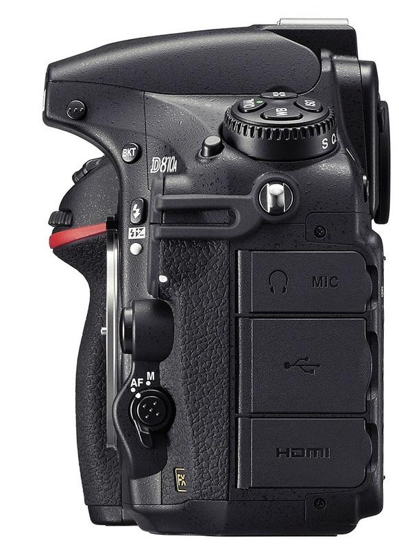 Nikon D810A  astrofotografie