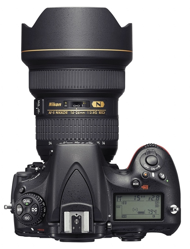 dslr full frame Nikon D810A