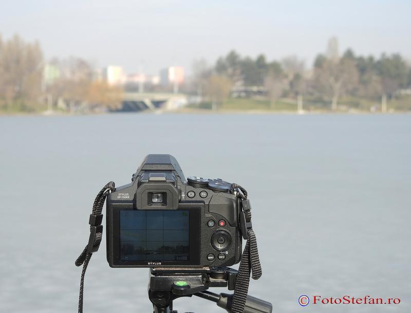 fotografie timelapse parcul titan bcuresti