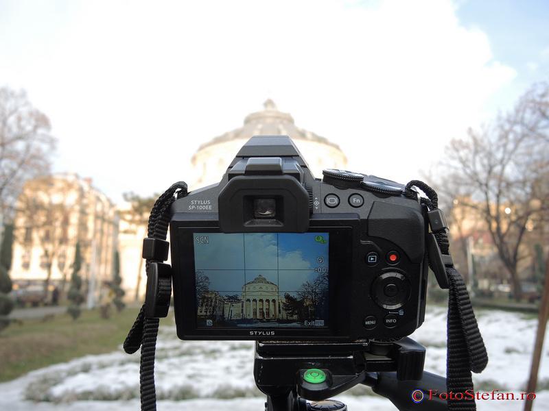 time-lapse ateneul roman bucuresti
