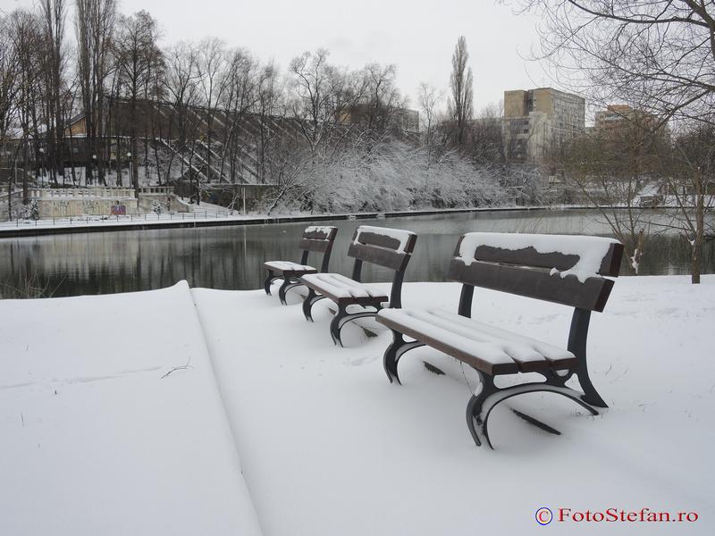 banci odihna parcul national bucuresti