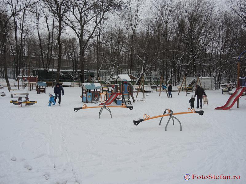loc joaca parcul national bucuresti