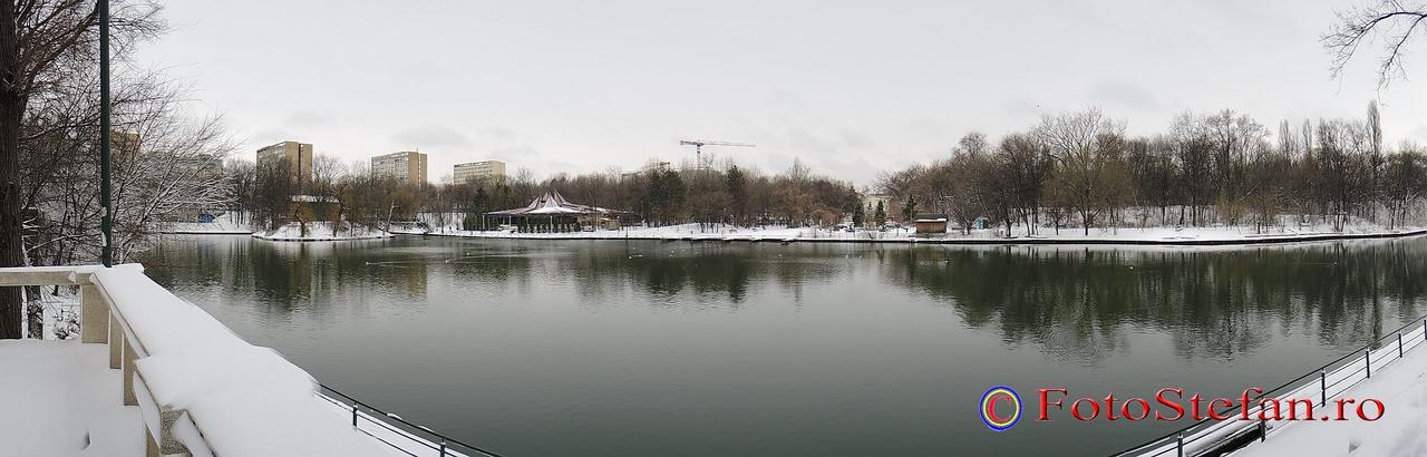 poza panoramica parcul national bucuresti