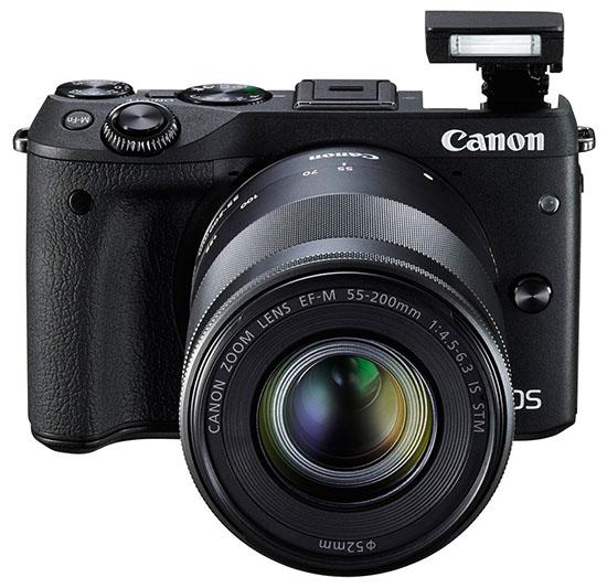 blit Canon EOS M3