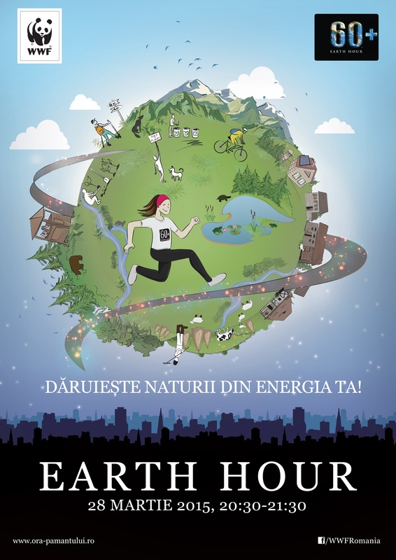 #EarthHour2015