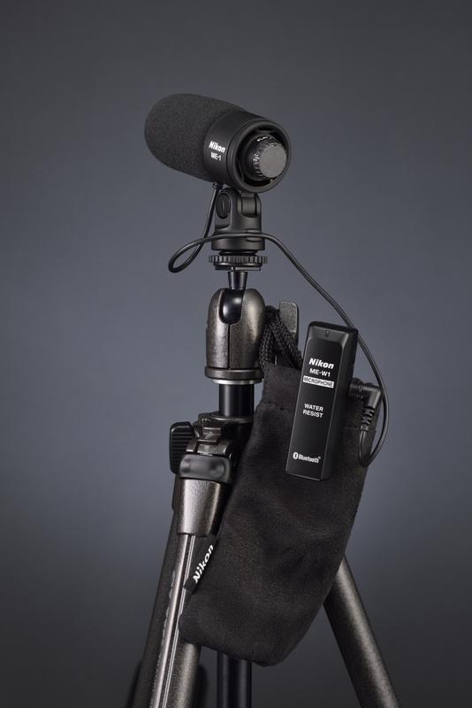 microfonul mono fara fir ME-W1