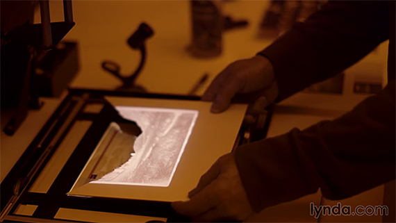 tehnica editare foto camera obscura