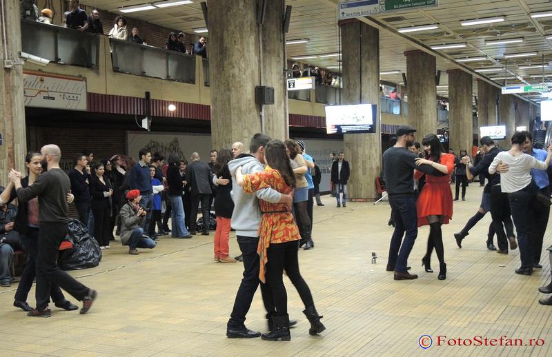 Mattei Events, FlashMob Tango