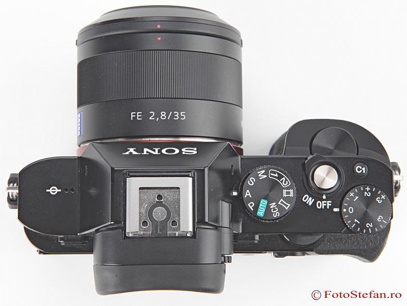 Sony  FE 35mm F2.8 ZA Sony A7S