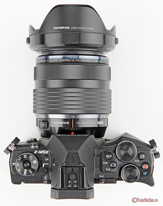 butoane Olympus E-M5 Mark II
