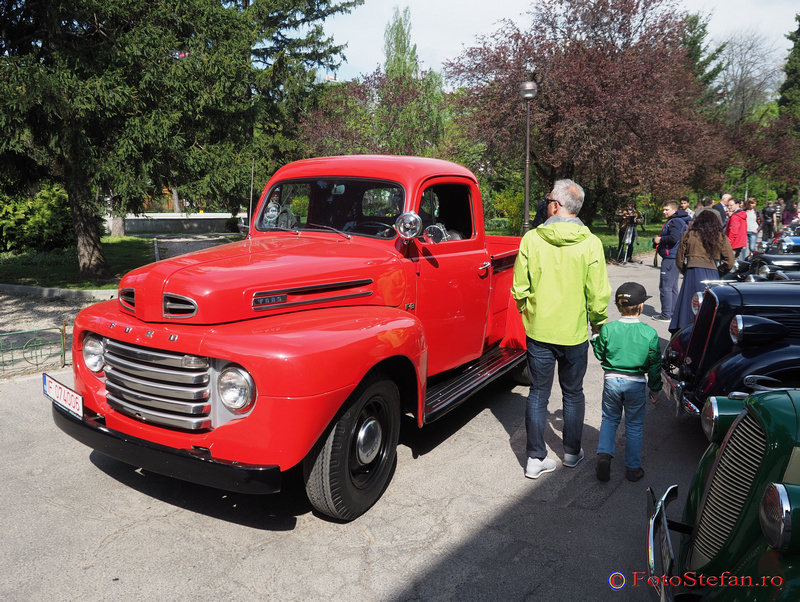 camioneta ford masina de epoca