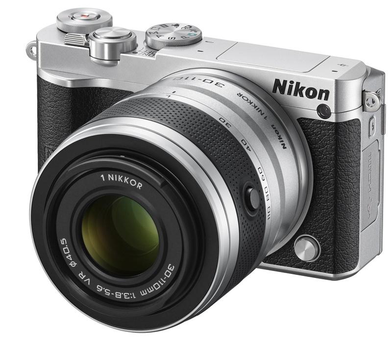 Nikon 1 J5  30-110mm