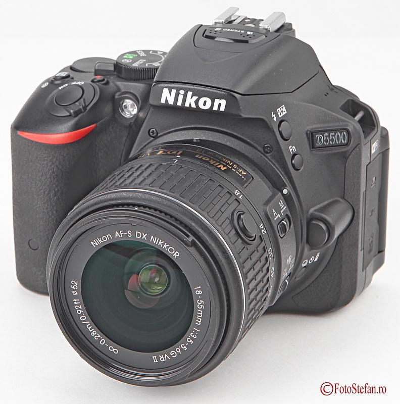 dslr consumer nikon d5500