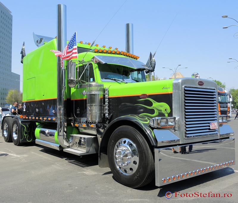 camion american bucuresti