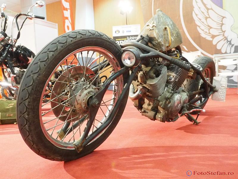 Salonul de Motociclete, Accesorii si Echipamente, Bucuresti 2015